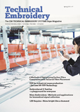 Technical Embroidery - The Technical Systems Expo Magazine